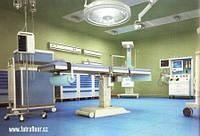 Линолеум для медицинских учреждений