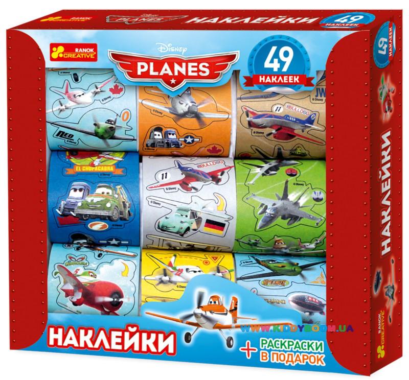 Набор наклеек Дисней Самолеты 1 Creative 14153050Р