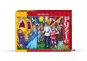 Пазлы 120 элементов Danko toys 01260