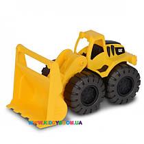 Строительная бригада Погрузчик Cat Toy State 82023