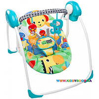 Укачивающий центр Kids II Улыбка саванны 60403