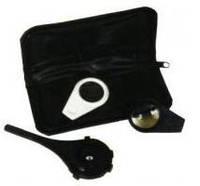 Офтальмоскоп зеркальный ОЗ-5 ручной с футляром