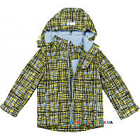 Куртка для мальчика р-р 92-110 Baby Line V108-16