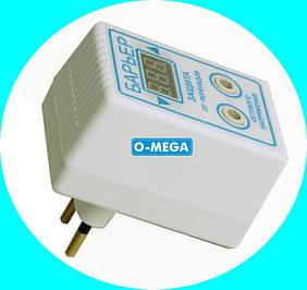 Реле контроля напряжения в розетку для защиты отдельных приборов.