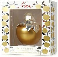 Женская туалетная вода Nina Gold Edition Nina Ricci (элегантная фруктово-цветочная композиция)