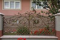 Качественный кованой забор