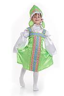 """Детский карнавальный костюм """"Русский народный сарафан"""""""