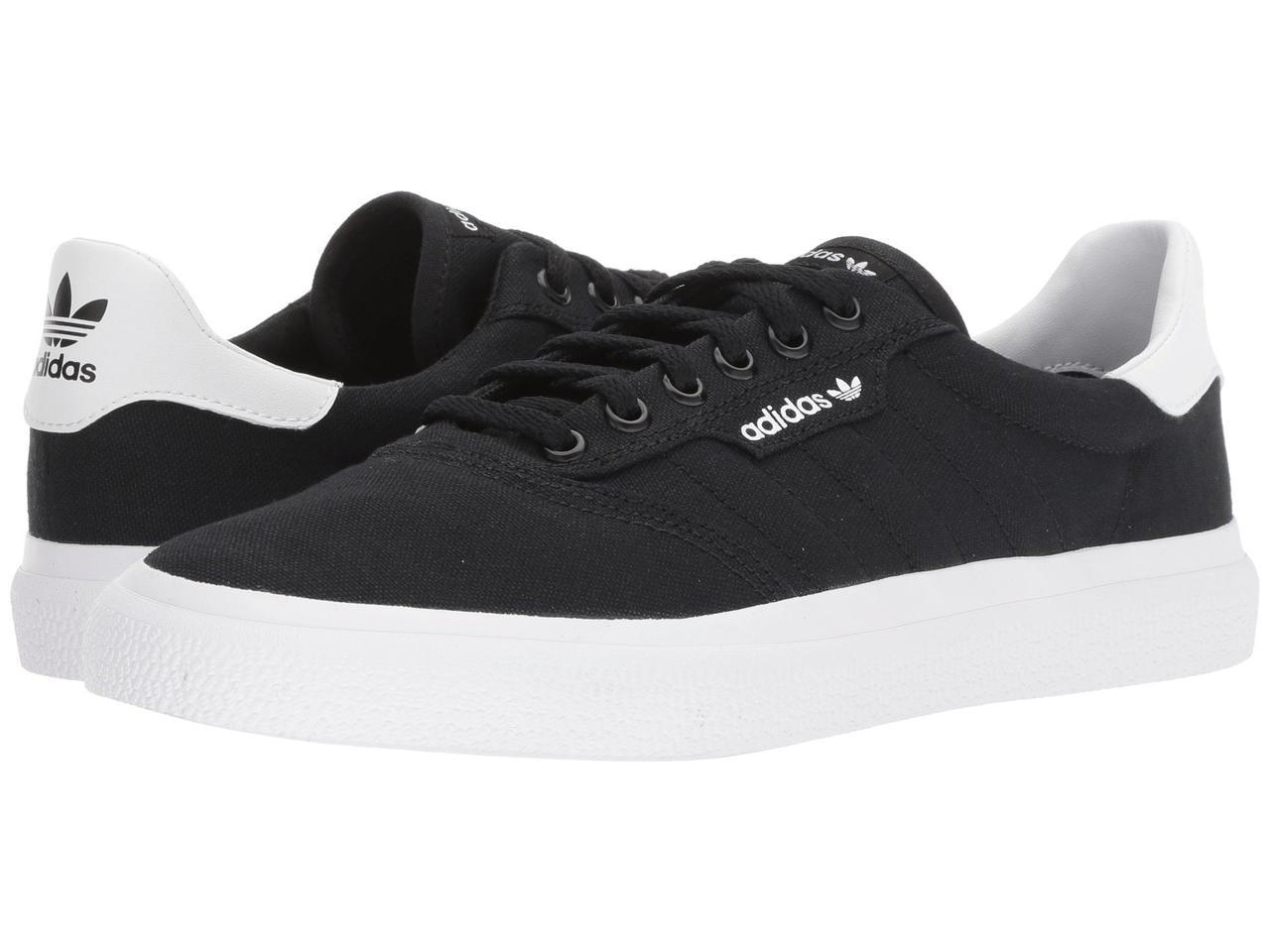Кроссовки Кеды (Оригинал) Adidas Skateboarding 3MC Black Black White — в  Категории