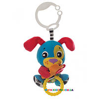 Игрушка-подвеска вибрирующая Peek-A-Boo Собачка Playgro 0185471
