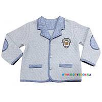 Пиджак для мальчика р-р 74-86 Smil 116225