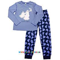 Пижама для девочки р-р 92-116 Smil 104350