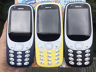 Oeina XP3310 Б/У , дизайн Nokia 3310 (2017) телефон на 4 sim сим карт 3 цвета