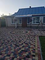 Услуга по укладке тротуарной плитки, фото 1