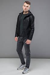 Куртка мужская демисезонная с капюшоном + (3 цвета)