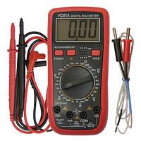Мультиметр цифровой Тестер  VC61A