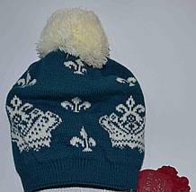 Детская зимняя шапка Мика, фото 3