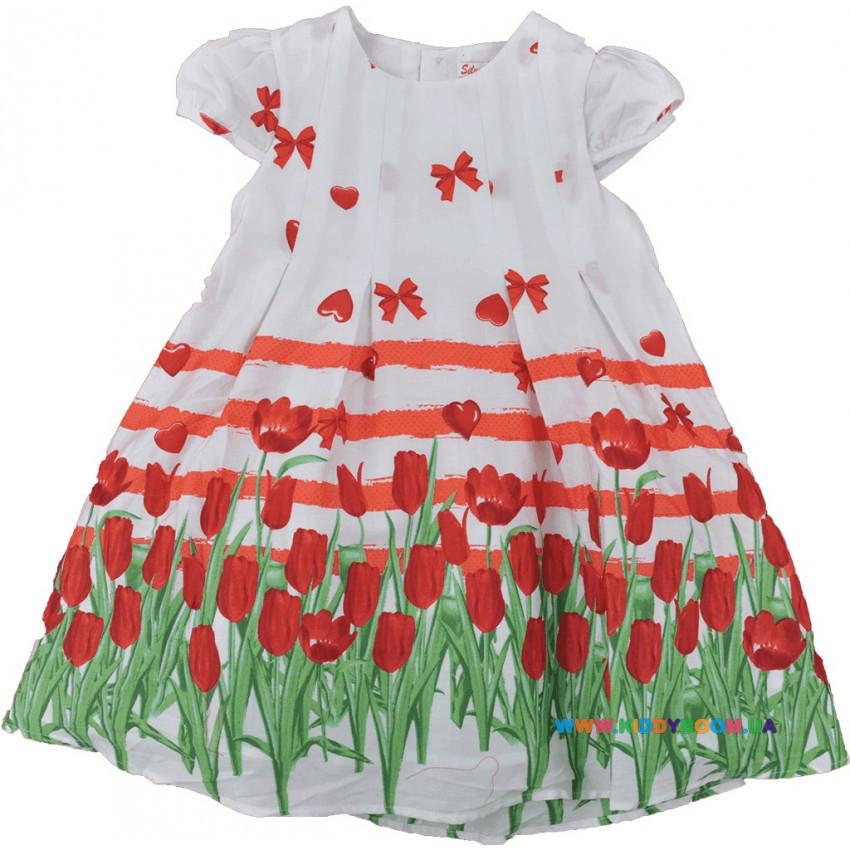 Платье р-р 92-122 SILVER SUN EK 64965