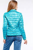 Женская короткая молодежная куртка Дикси р-ры 42,44,48, фото 3