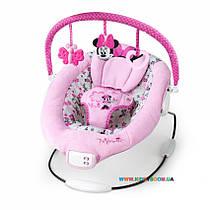 Кресло-качалка Цветочные мотивы Минни Маус Kids II 60578