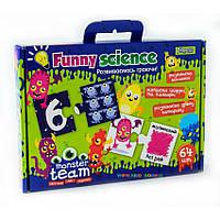"""Набор карточек  """"Funny science """" """"Monster team"""" 1 вересня 953068"""