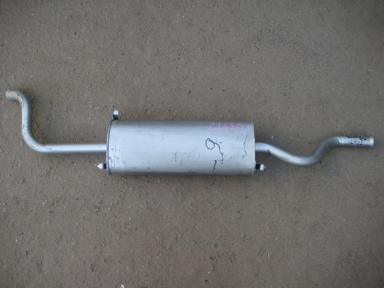 Глушитель ВАЗ 2115 Текс