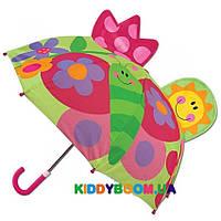 Детский зонт 3D Бабочка Stephen Joseph