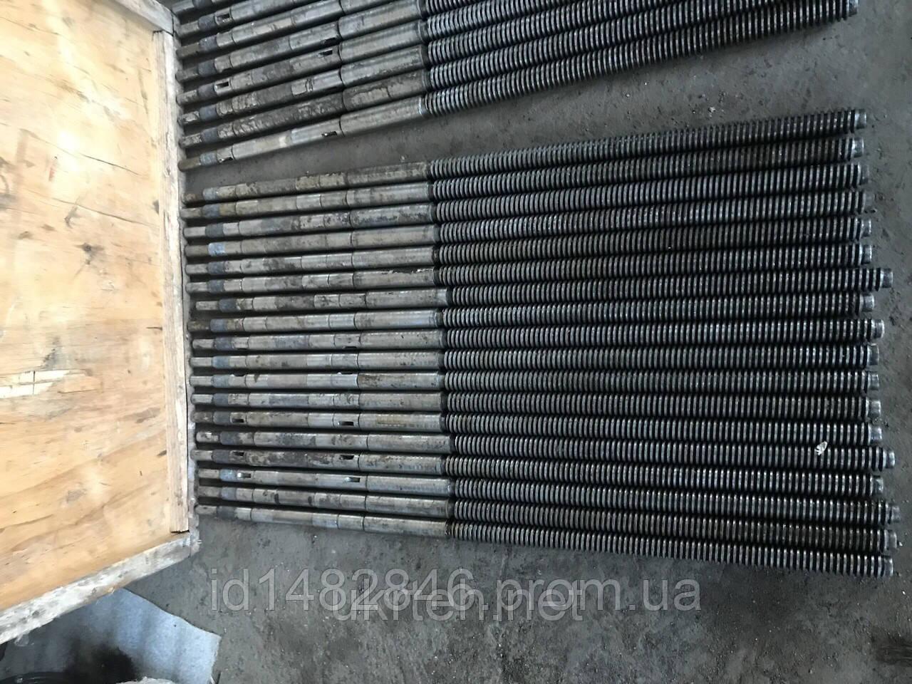 Винт поперечной подачи токарного станка 1к62 22 и 26 мм