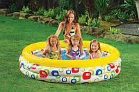 Intex 58439 Надувной бассейн детский (147х33 см)