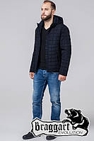 Куртка теплая демисезонная Braggart  Темно-Синий