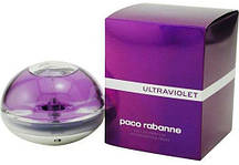 Женская туалетная вода Ultraviolet Paco Rabanne (теплый, уютный аромат) копия
