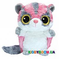 Мягкая игрушка Yoo Hoo Сумчатая летяга с сияющими глазами Аврора 80633F