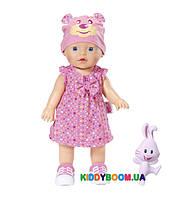 Интерактивная кукла My Little BABY Born® Учимся ходить Zapf Creation 823484