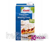 Сливки Frischli 30% 1л
