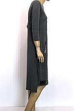 трикотажне плаття із стразами RICH, фото 3
