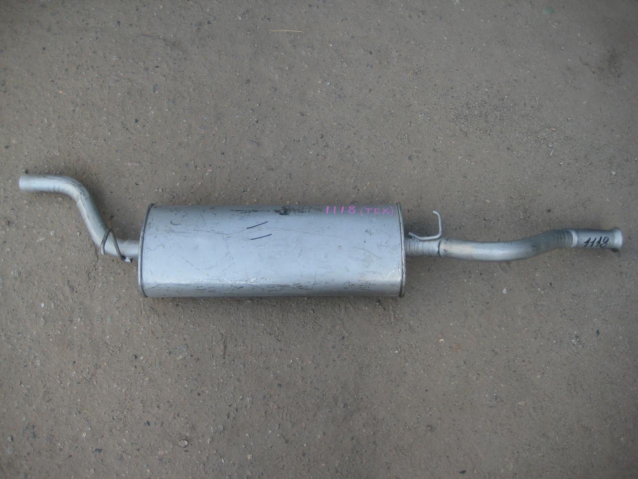 Глушитель ВАЗ 1118 Калина Текс