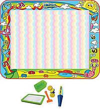Коврик для рисования водой Aquadoodle Super Colour deluxe TOMY T72373