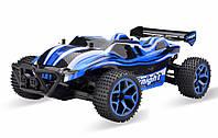 Радиоуправляемая игрушка SUNROX X-Knight детский автомобиль на р/у 1:18 4x4 Синий (SUN1767), фото 1