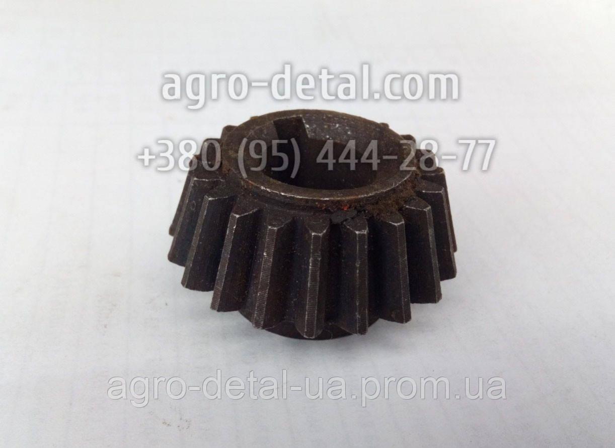 Шестерня коническая ДСШ 14.40.106 малая,механизма рулевого управления Т 16