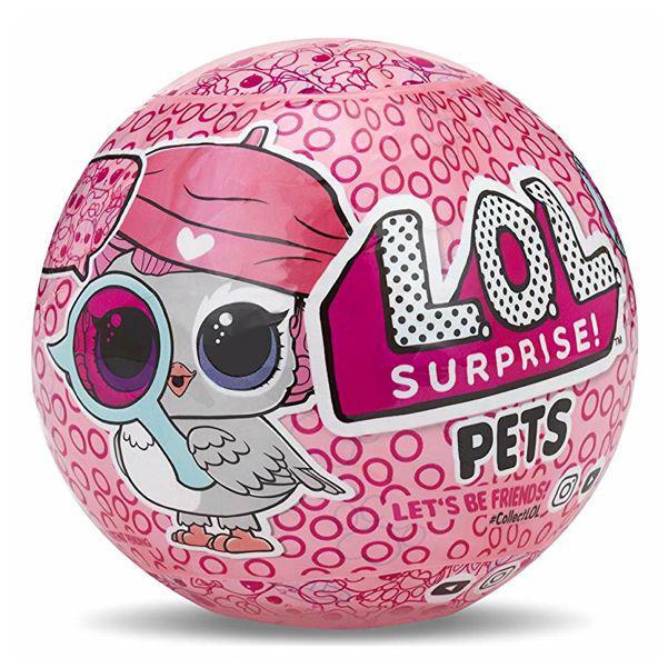 L.O.L. Питомцы 4 серия Surprise Pets MGA 552109
