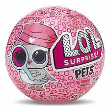 L. O. L. Вихованці 4 серія Surprise Pets MGA 552109