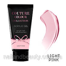 АКРИЛ-ГЕЛЬ ACRYLIC GEL LIGHT PINK COUTURE COLOUR COLLECTION