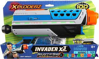 Игровой набор X3 Invader Xploderz 46025