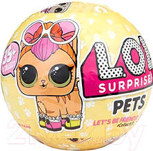L.O.L. Питомцы S3-1 Surprise Pets MGA 550747