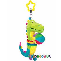 Игрушка-подвеска Крокодил Кроко Happy Snail 14HS014PKR