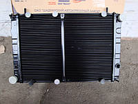 Радиатор на Волгу, Газ 3110, Газ 31105, 2-х рядный, медный (ШААЗ, Россия)