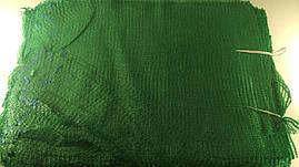 Сетка мешок для овощей зеленая на 30кг, (100шт)