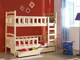 """Детская двухъярусная кровать """"Опол"""" от производителя"""
