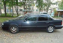 Ветровики окон  Volvo 850 Sd 1991-1997 (Вольво)