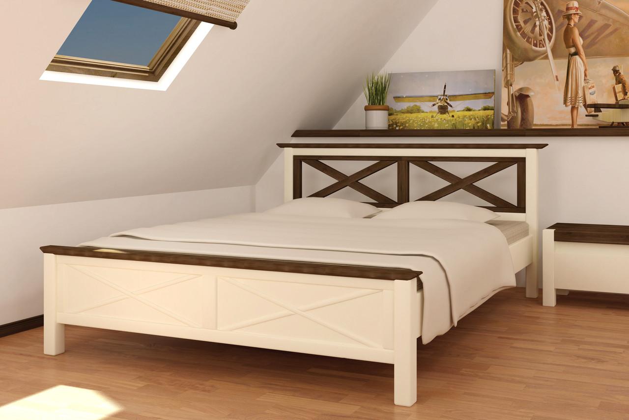 """Двоспальне ліжко """"Емілі"""""""