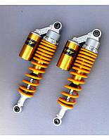 Амортизаторы задние Дельта, Альфа с подкачкой L=340mm, фото 1